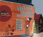 Wilder Wurm entlaufen, 3 Audio-CDs