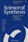 Science of Synthesis: Houben-Weyl Methods of Molecular Transformations Vol. 11 (eBook, ePUB)