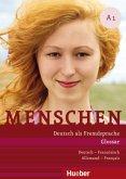 Glossar Deutsch-Französisch/Allemand-Français / Menschen - Deutsch als Fremdsprache A1