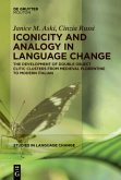 Iconicity and Analogy in Language Change