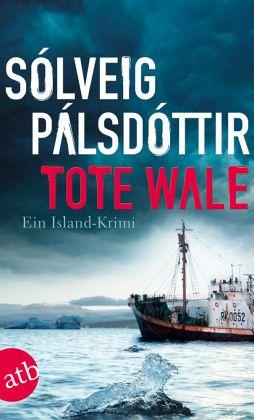 Buch-Reihe Kommissar Guðgeir von Sólveig Pálsdóttir