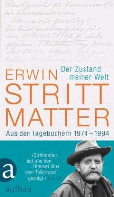 Der Zustand meiner Welt - Strittmatter, Erwin