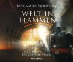 Welt in Flammen, 8 Audio-CDs