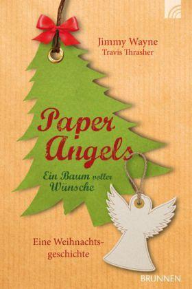 Paper Angels Von Jimmy Wayne Travis Thrasher Portofrei border=