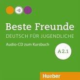 Audio-CD zum Kursbuch / Beste Freunde - Deutsch für Jugendliche Bd.A2/1