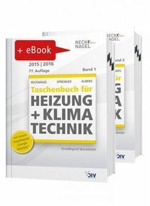 Taschenbuch heizung und klimatechnik