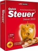 QuickSteuer Deluxe 2015 (Version 21.00) - Steuererklärung 2014