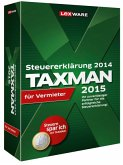 Taxman 2015 für Vermieter - Steuererklärung 2014