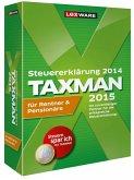 Taxman 2015 für Rentner und Pensionäre - Steuererklärung 2014