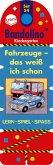 Fahrzeuge - das weiß ich schon (Kinderspiel) / Bandolino (Spiele) Set.54