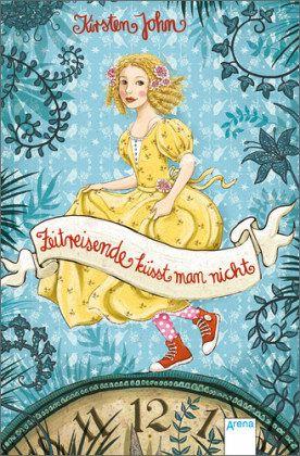 Buch-Reihe Zeitreisende von Kirsten John