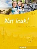 Wat leuk! B1. Kurs-und Arbeitsbuch mit 2 Audio-CDs