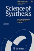 Science of Synthesis: Houben-Weyl Methods of Molecular Transformations Vol. 39 (eBook, ePUB)