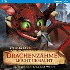 Drachenzähmen leicht gemacht Bd.1 (Audio-CD)