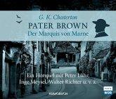 Pater Brown: Der Marquis von Marne, Audio-CD