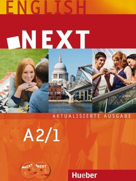 NEXT A2/1 Aktualisierte Ausgabe. Students Book Paket