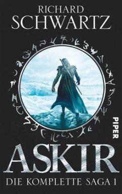 Askir - Die komplette Saga 1 / Das Geheimnis von Askir Bd.1-3 - Schwartz, Richard