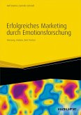 Erfolgreiches Marketing durch Emotionsforschung (eBook, PDF)