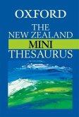The New Zealand Oxford Mini Thesaurus