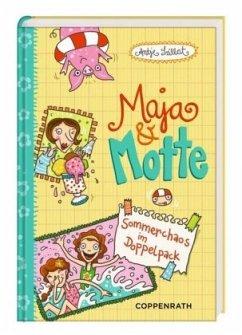 Sommerchaos im Doppelpack / Maja & Motte Bd.4