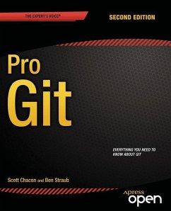 Pro Git - Chacon, Scott;Straub, Ben