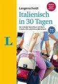 Langenscheidt Italienisch in 30 Tagen - Set mit Buch und 2 Audio-CDs