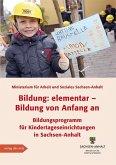 Bildung: elementar - Bildung von Anfang an