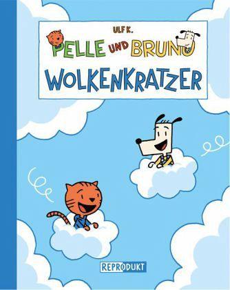 Buch-Reihe Pelle und Bruno