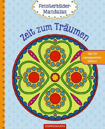 fensterbilder mandalas zeit zum tr umen buch. Black Bedroom Furniture Sets. Home Design Ideas