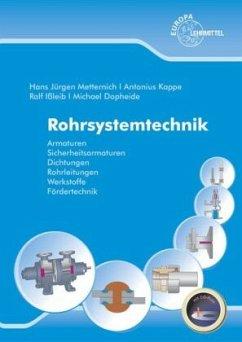 Rohrsystemtechnik - Dopheide, Michael; Ißleib, Ralf; Kappe, Antonius; Metternich, Hans Jürgen