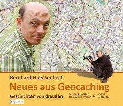 Neues aus Geocaching, 6 Audio-CDs