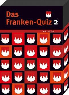 Das Franken-Quiz 2 (Kartenspiel)