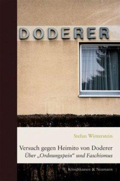 Versuch gegen Heimito von Doderer - Winterstein, Stefan
