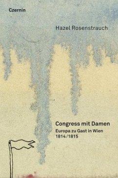 Congress mit Damen - Rosenstrauch, Hazel