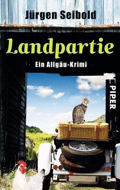 Landpartie / Hauptkommissar Eike Hansen Bd.3 - Seibold, Jürgen