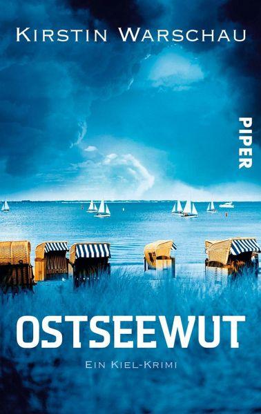 Buch-Reihe Ermittlerin Olga Island von Kirstin Warschau