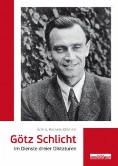 Götz Schlicht - Komets-Chimirri, Arik K.