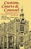 Custom, Courts, and Counsel (eBook, ePUB)