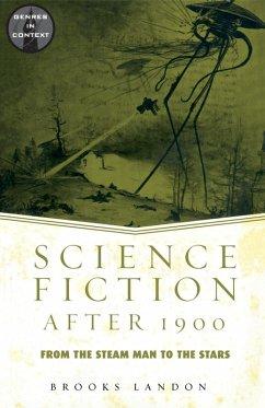 Science Fiction After 1900 (eBook, ePUB) - Landon, Brooks