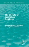 The Climate of Workplace Relations (Routledge Revivals) (eBook, ePUB)