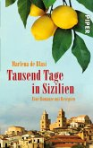 Tausend Tage in Sizilien (eBook, ePUB)