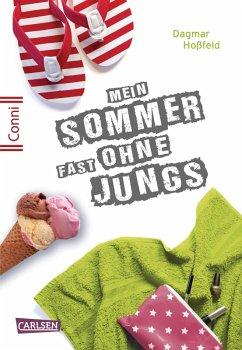 Mein Sommer fast ohne Jungs / Conni 15 Bd.2 (eBook, ePUB) - Hoßfeld, Dagmar