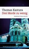 Drei Morde zu wenig / Brandeisen & Küps Bd.1 (eBook, ePUB)