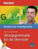 Übungsgrammatik für die Oberstufe (eBook, PDF)