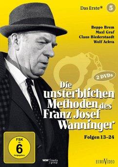 Wanninger Box. Staffel.5, 2 DVDs