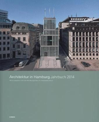 architektur in hamburg jahrbuch 2014 buch b. Black Bedroom Furniture Sets. Home Design Ideas