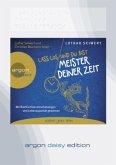Lass los und du bist Meister deiner Zeit, 1 MP3-CD (DAISY Edition)