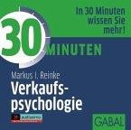 30 Minuten Verkaufspsychologie, Audio-CD