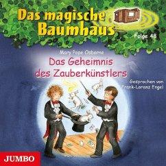 Das Geheimnis des Zauberkünstlers / Das magische Baumhaus Bd.48 - Osborne, Mary Pope