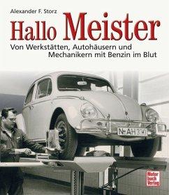 Hallo Meister - Storz, Alexander Fr.